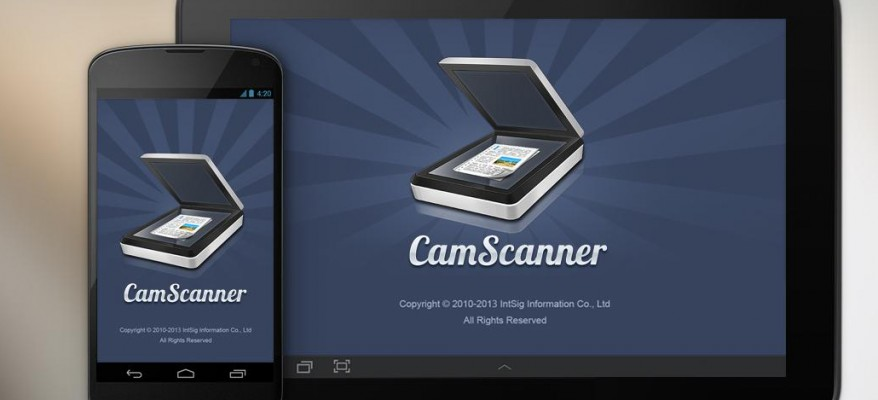 Camscanner – Scan and Send Documents From Your Phone