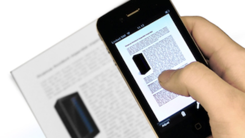 Scan Documents With Iphone